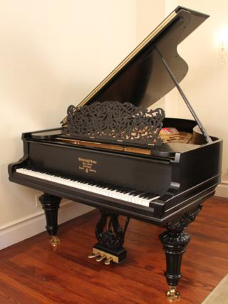 Steinway Model A 6 2 Quot 1903 Arpad Maklary